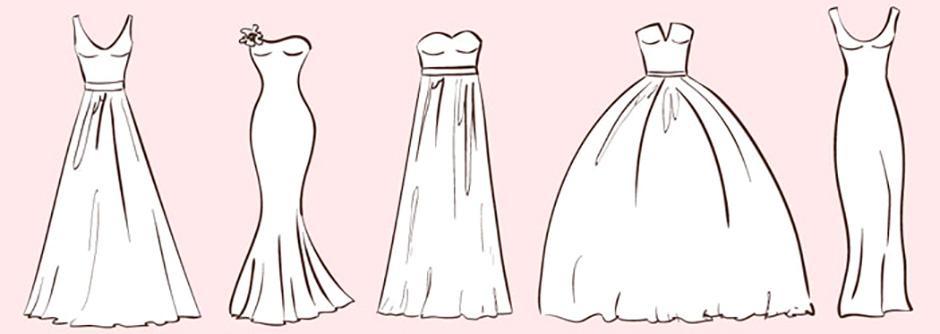 4e3011f83ad4 Find den perfekte kjole til din kropstype
