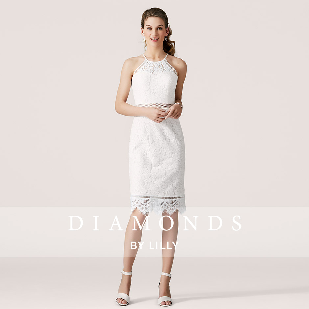 ef5d7541f815 DIAMONDS by LILLY - is a range of chic short dresses for a