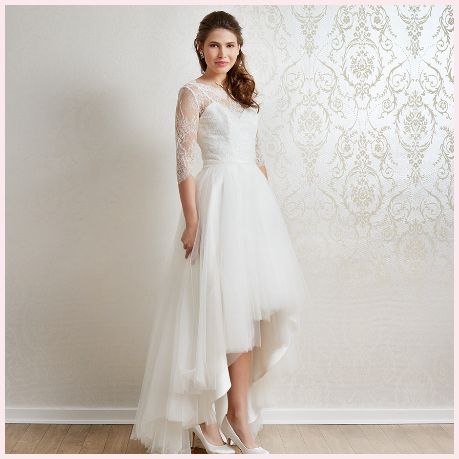 Mini Midi Or Long Bridalgown This Is What You Need To Consider