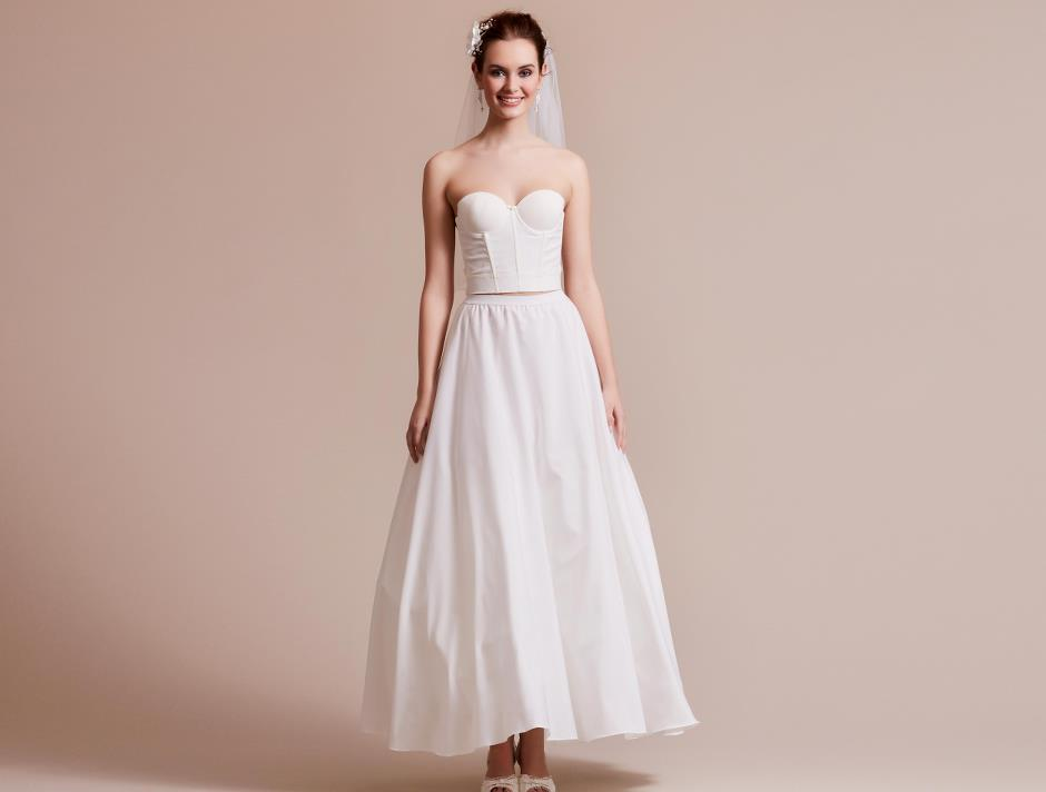 LILLY Petticoat (Creme)