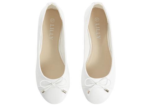 dafe9a067c61 Ballerina (creme) kr. 299