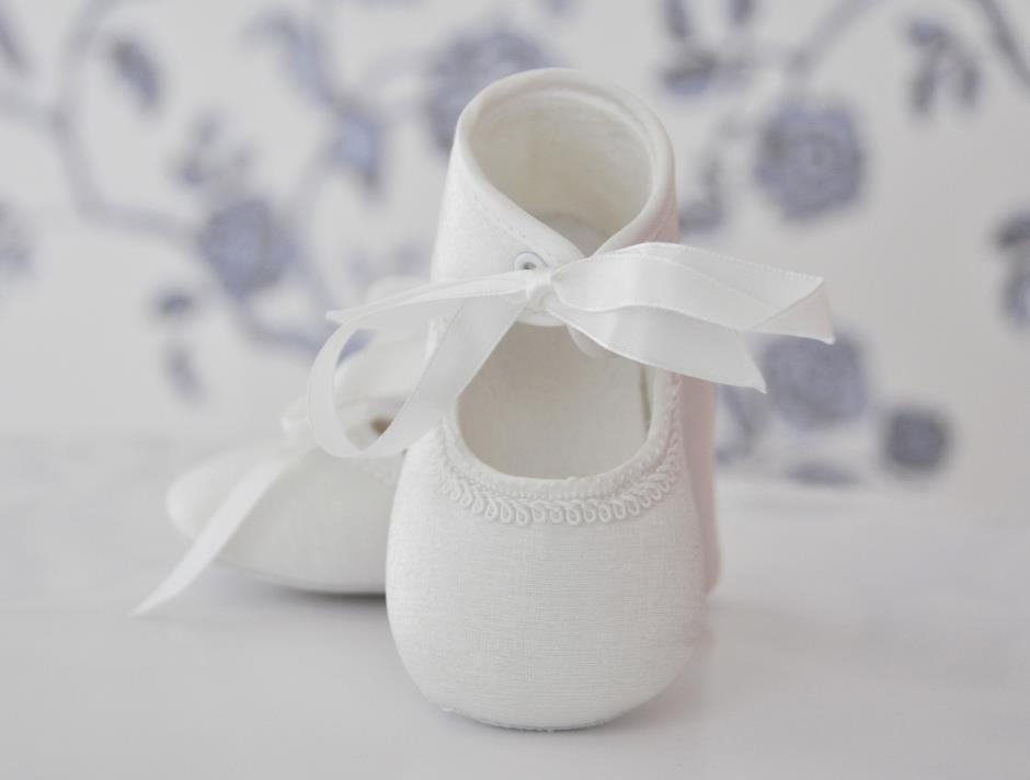 Babyshoes (Creme)