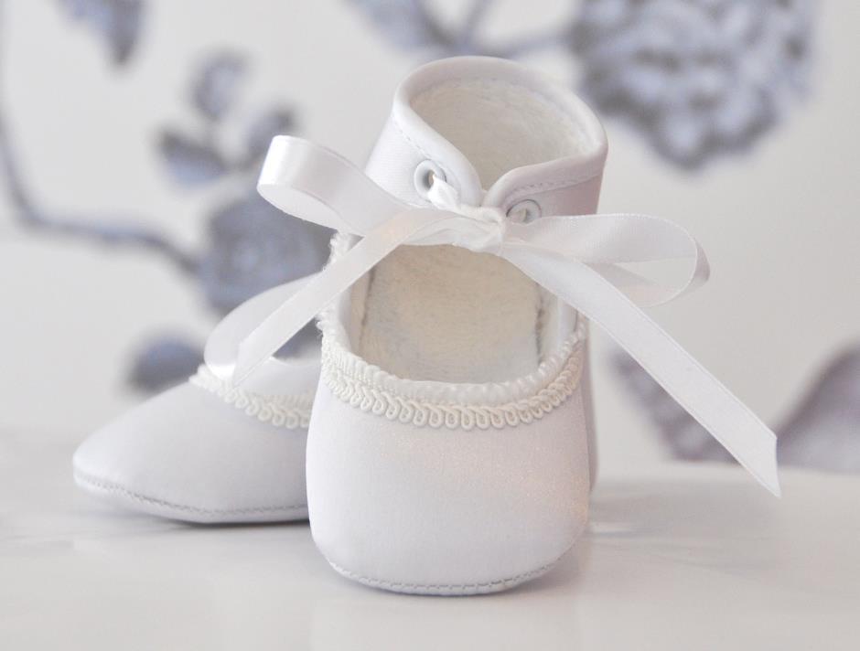 Babyshoes (White)