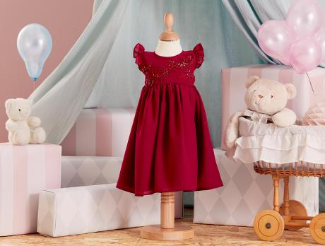 1c6914a68525 Fine baby kjoler fra LILLY