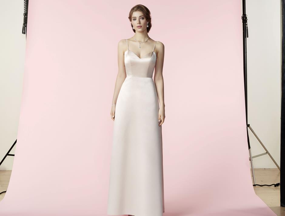 Dress (peach)