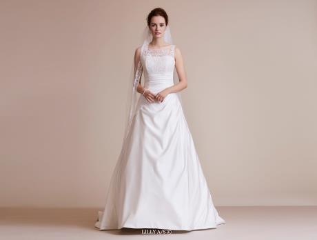 b18e0b80 Find den perfekte brudekjole til din form