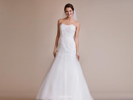 klassisch suche nach dem besten unverwechselbarer Stil LILLY Brautkleider