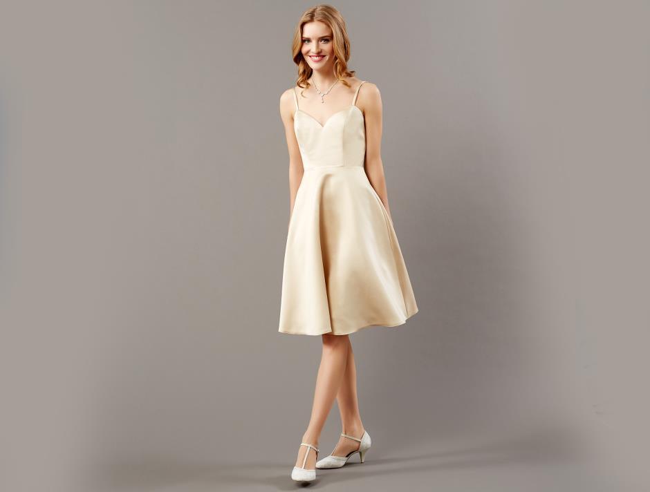 Kleid (Light Nude)