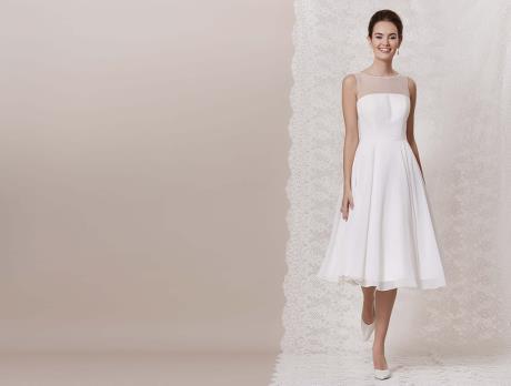 Diamonds By Lilly Kurze Brautkleider Fur Das Standesamt