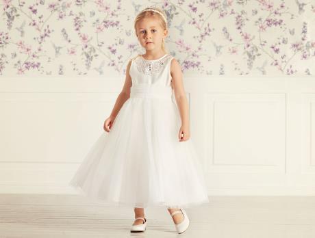 1a56802a9845 Fine brudepige kjoler fra LILLY