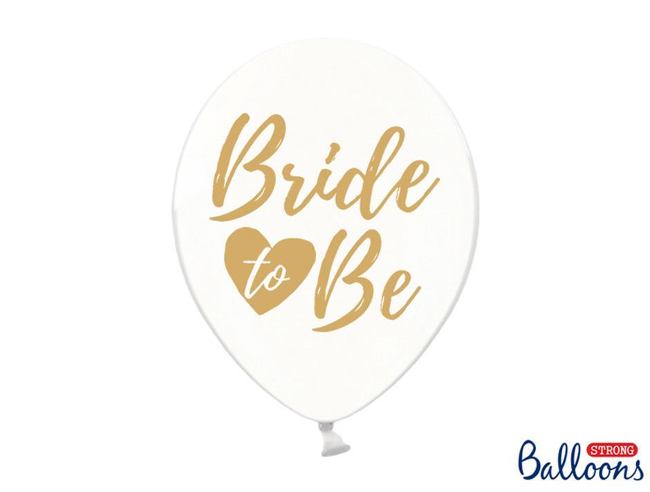 Ballon Bride to Be (50 stk.)