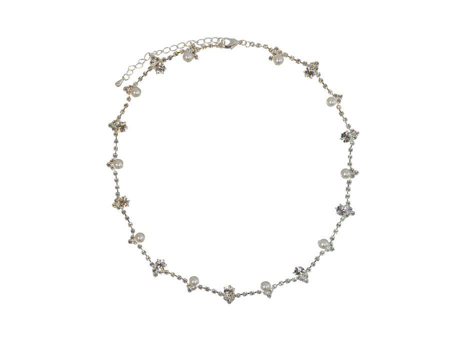 Kæde i similisten med perler