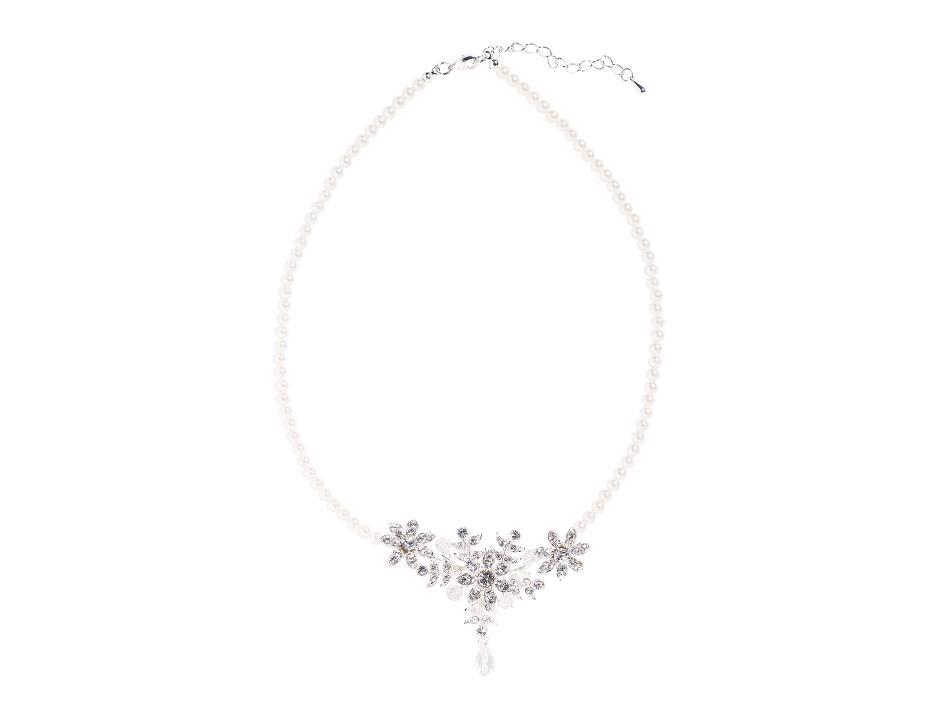 Stilvolle Perlenkette