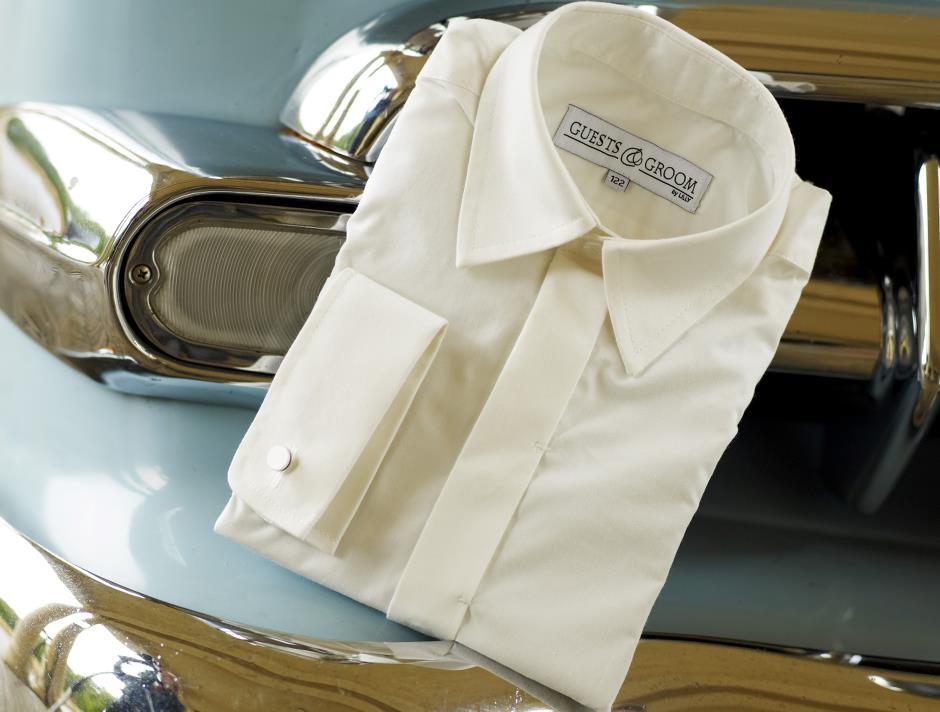 Skjorta (kräm)