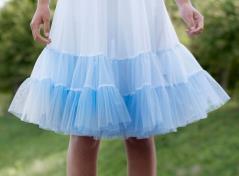 Petticoat (blue)