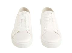 LILLY Satin Sneaker (creme)