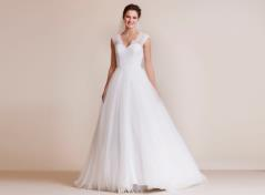 Tulle & Lace Bridalgown