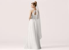 Breezy Bridalgown