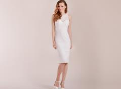Etui kjole
