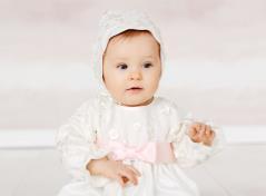 Dopklänning & Hätta (kräm)