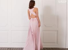 Multi wrap klänning (onesize)