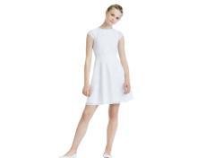 Broderie-anglaise kjole