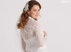 Fitted Lace Jacket - Jeans Cut