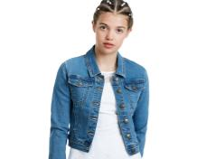Jeans Jacket (denim blue)