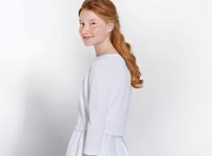 Cardigan (white)