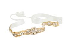 Bridalbelt (cream/gold)