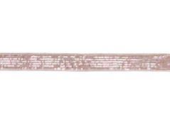 Paillet bælte (vintage rosa)