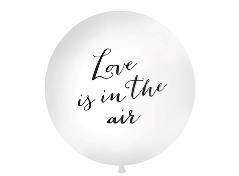 Gigant ballon Love is in the air.