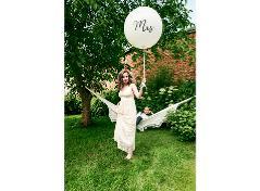 Gigant ballon Mrs.