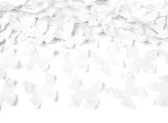 Konfettirør med sommerfugle