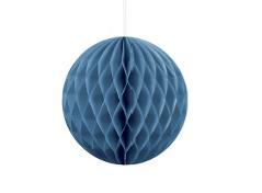 Honeycomb Ball (blå 10 cm. 1 stk.)