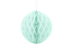Honeycomb Ball (mint 20 cm. 1 stk.)