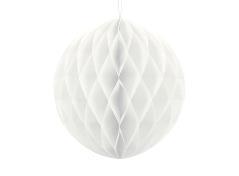Honeycomb Ball (hvid 30 cm. 1 stk.)