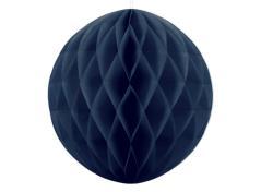 Honeycomb Ball (mørkeblå 30 cm.1 stk.)