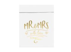 Mr & Mrs gaveposer (6 stk.)