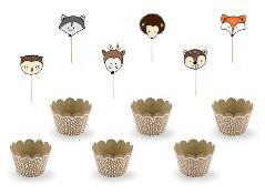 Cupcake Kit (6 stk.)