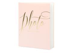 Pink Photo Book