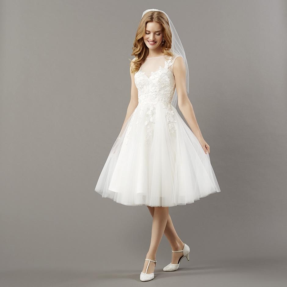 Kurzes oder langes Brautkleid? Was ist wichtig??