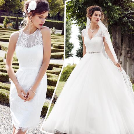Mini, midi or long bridalgown - this is what you need to consider.