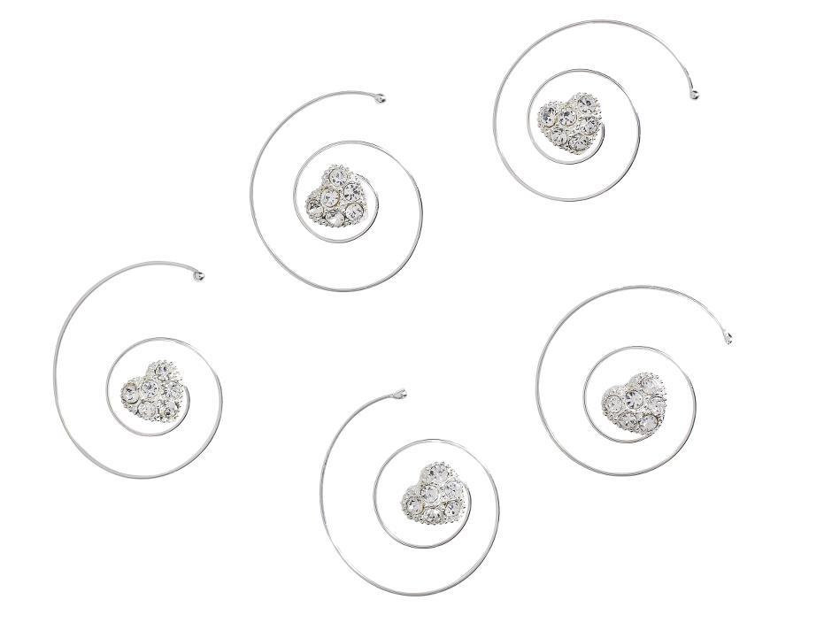 Curlies (5 pcs)