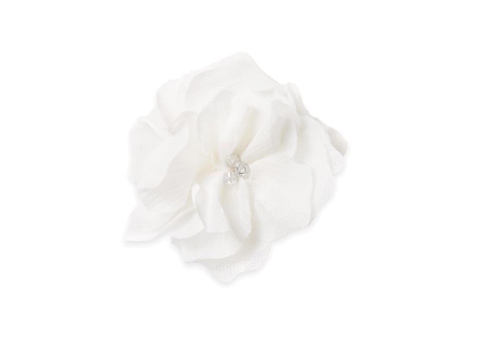 Georgette Blume auf Klettverschluss (6 cm)