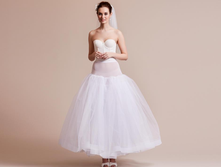 LILLY Petticoat Style 04-95-WH