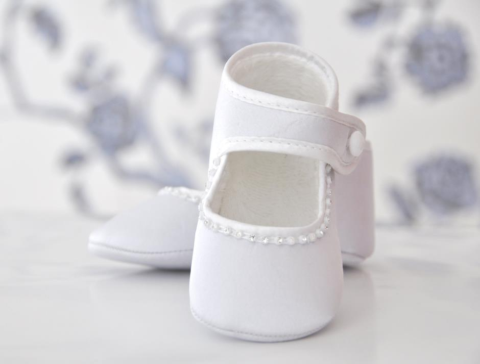 Baby sko 07-4254-WH