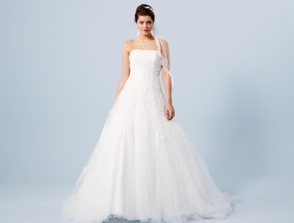 LILLY's Favorit Brudklänning 08-3530
