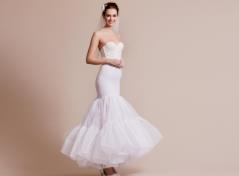 LILLY Petticoat Style 04-99-WH