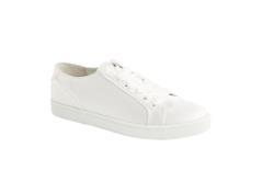 LILLY Satin Sneaker (creme)